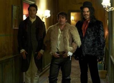News video: Film Clip: 'What We Do in the Shadows'
